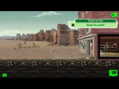 Fallout Shelter Almost Human Synths For Sale
