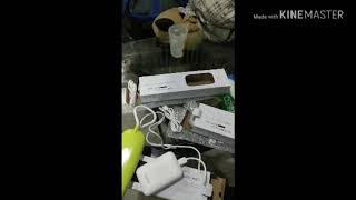smart stationery box desk lamp