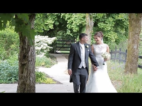 Kirsty & Steven - Gibbon Bridge Hotel Same Day Edit Wedding Film