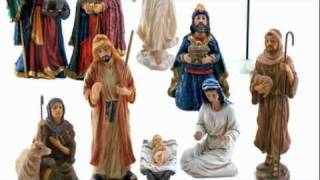 The Real Life Nativity Sets