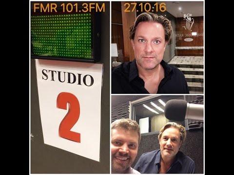 Ike Moriz radio interview on FMR 101.3FM 27 Oct 2016