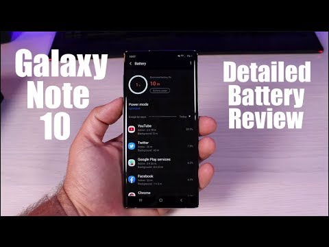 Galaxy Note 10 Detailed Battery Life Review After 3 Days