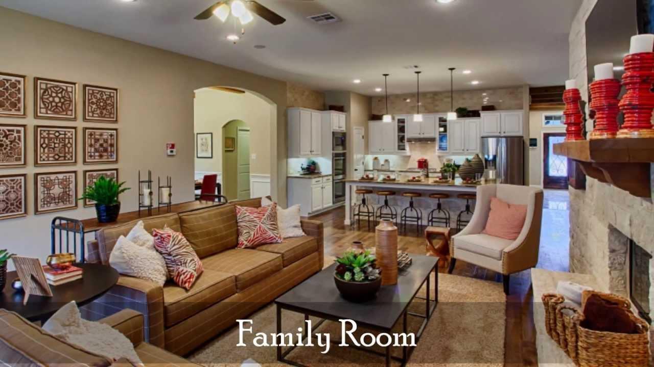 The Comal - Ashton Woods Homes San Antonio - YouTube Ashton Woods