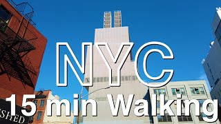 NYC 15 min Walking【International Center of Photography(ICP)】to【New Museum】2020 Tour#6 ニューヨーク観光 紐約 出差