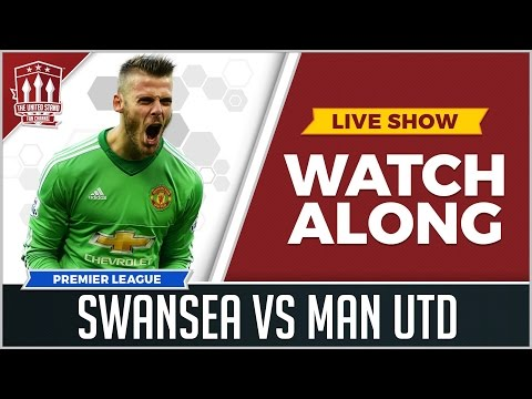 Swansea City Vs Manchester United LIVE STREAM WATCHALONG