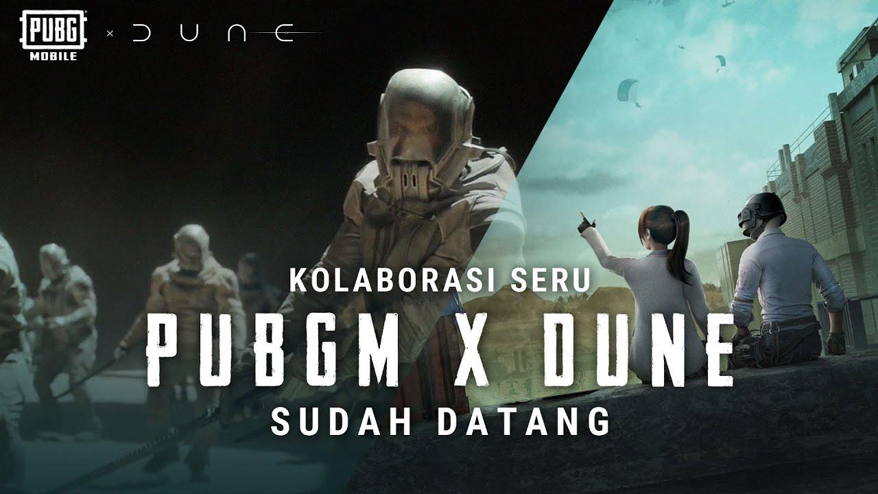 PUBG Mobile | Kolaborasi Bareng DUNE!