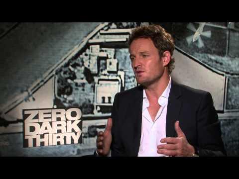 'Zero Dark Thirty' Jason Clarke Interview