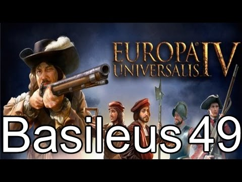Europa Universalis 4 Basileus 49   Let the rebels deal with france