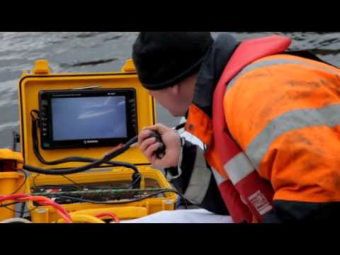 Divers inspect Windermere's bottom – and earn an award