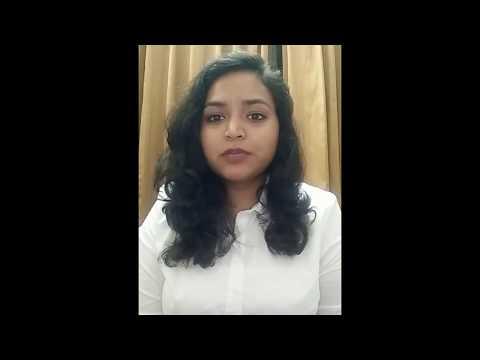 Sayali Karekar, IIM Kozhikode JSW video