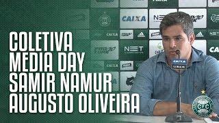 Baixar Coletiva de Imprensa - Samir Namur e Augusto Oliveira