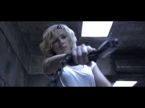 Lucy di Luc Besson con Scarlett Johansson - Domestic Trailer (versione originale)