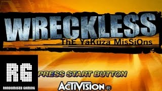 Wreckless: The Yakuza Missions - Xbox - Mission A1 - A3 Gameplay [HD 1080P]