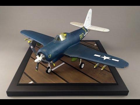 [Paper Model] Ryan FR-1 FIREBALL
