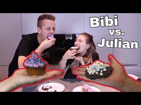 Die Back - Challenge - BIBI vs. JULIAN 🍪 🍰
