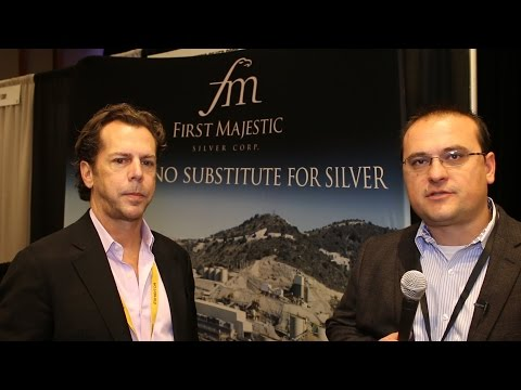 Mining Sector Update with Keith Neumeyer of First Majestic Silver & First Mining Finance