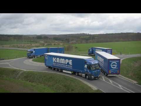 Spedition Kampe | Unternehmensfilm