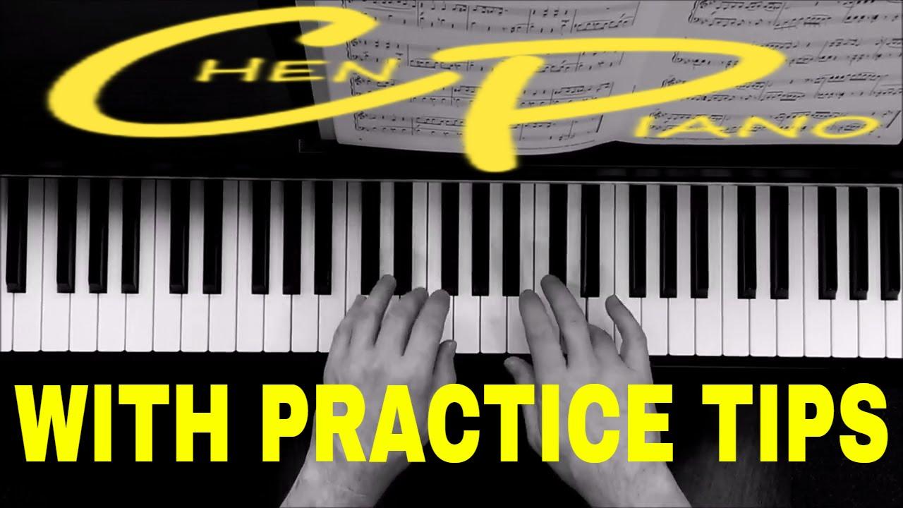 Badlands - Grade 3 Trinity Piano WITH PRACTICE TIPS