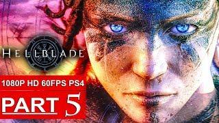 HELLBLADE SENUA'S SACRIFICE Gameplay Walkthrough Part 5 [1080p HD 60FPS PS4 PRO] - No Commentary
