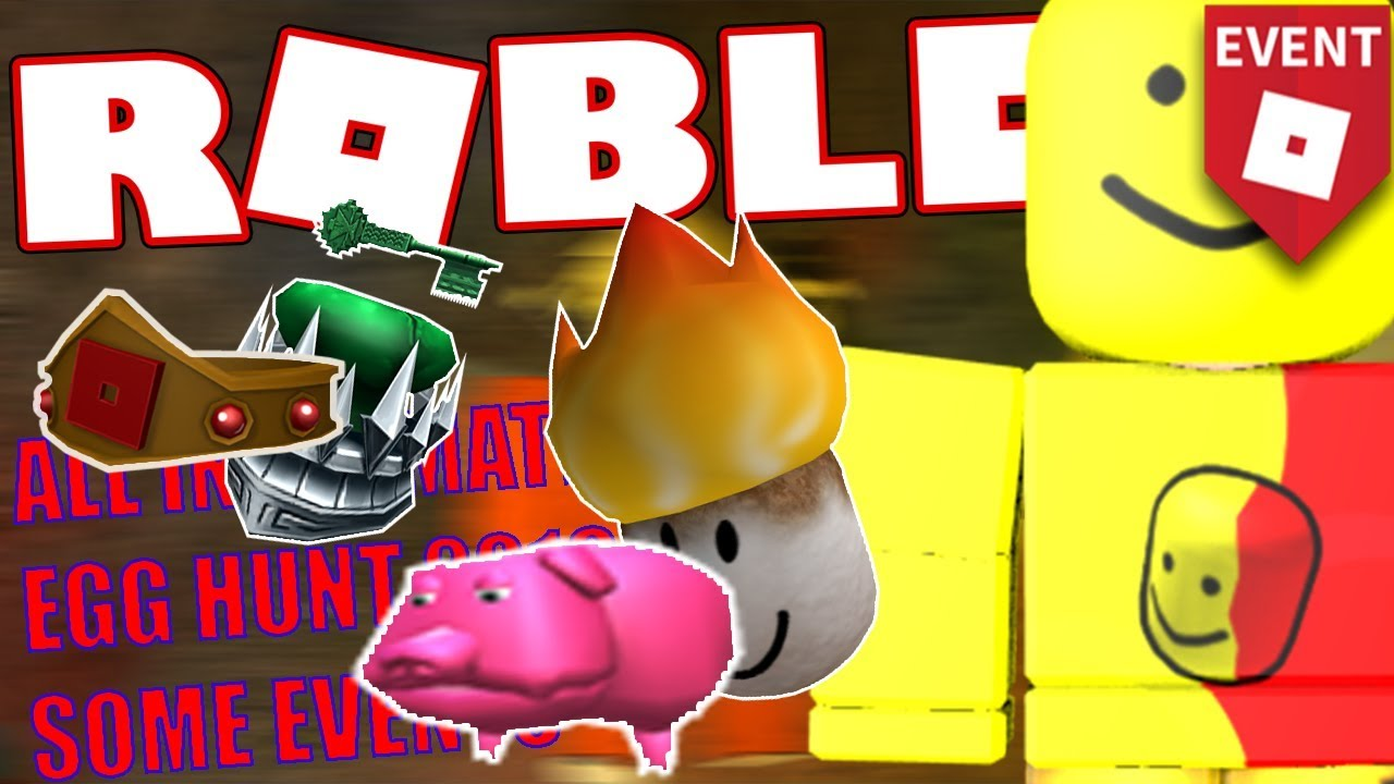 Eggs Being Leaked Egg Hunt 2019 Leaks Roblox - Leak All Information Of Egg Hunt 2019 And Some Events Roblox Leak