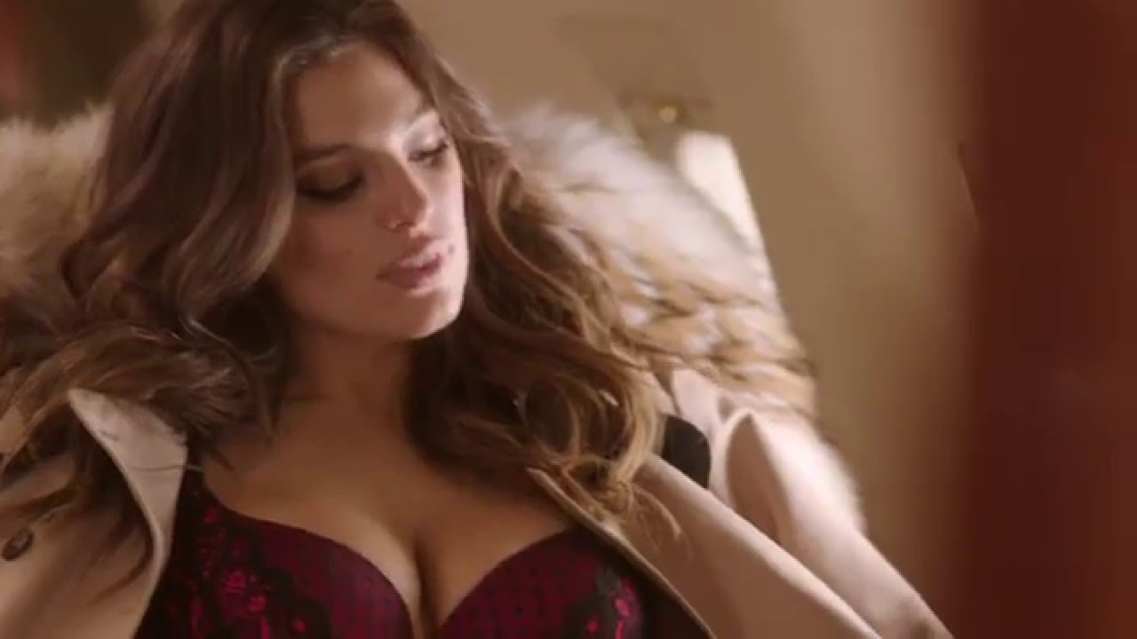 f3b93354135 Ashley Graham Lingerie Spring 2016 by additionellevideo