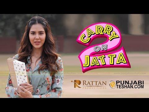 Sonam Bajwa   Carry On Jatta 2   Punjabi...
