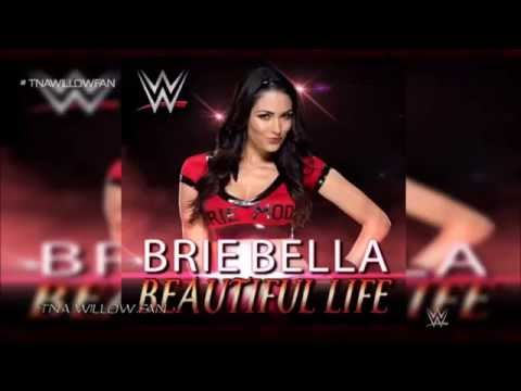 WWE Brie Bella 4th Theme Song