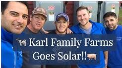 🐄Hudson Valley Farm Goes Solar!!! 🐖