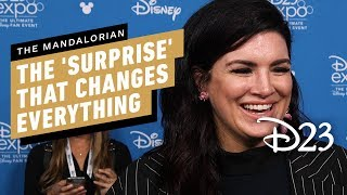 The Mandalorian: Gina Carano on the 'Surprise' That Changes Everything
