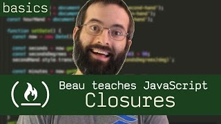 Closures - Beau teaches JavaScript