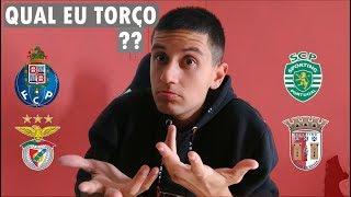 QUAL TIME EU TORÇO DE PORTUGAL ? PORTO , BENFICA OU SPORTING ?