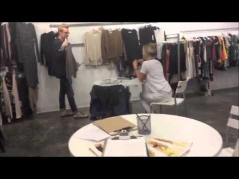 Senior Internship 4883 Video – Fashion Merchandising – East Carolina University