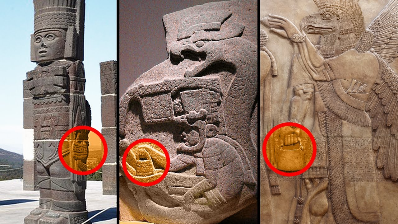 10 Most UNBELIEVABLE Archaeological Coincidences!
