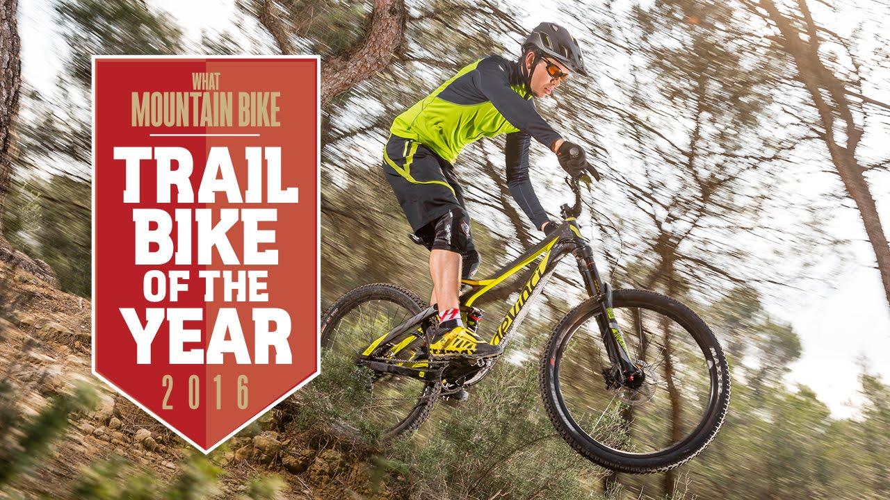 27702a2bd6c Devinci Troy Carbon RS - Trail Bike of the Year - 3rd Place. BikeRadar