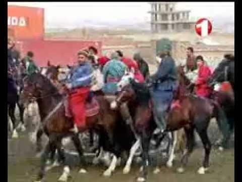 KABUL MAN_ancient and traditional sport of afghans //Buzkashi_BY Haris Jebran
