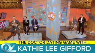 Which eligible MD will Kathie Lee choose to go on a date with when she plays our Doctor Dating Game?
