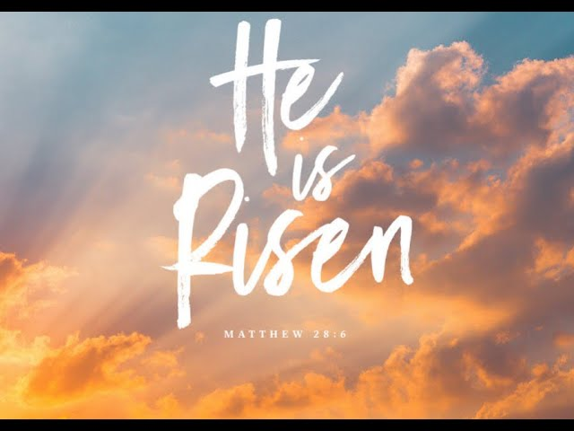 The Cross: The Resurrection April 21, 2019