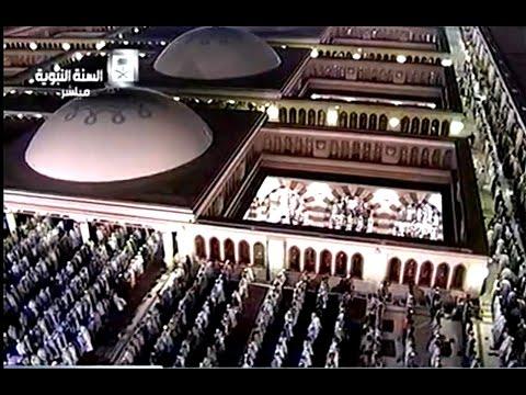 Sholat Subuh (Fajr) di Masjid Nabawi Madinah - Ramadan, 15 Juli 2015