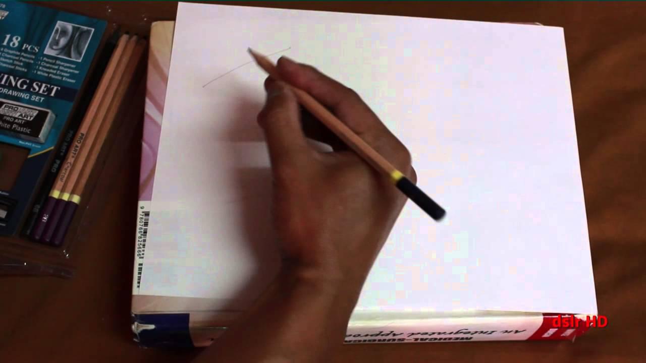Pro art 18 piece sketch pencil set
