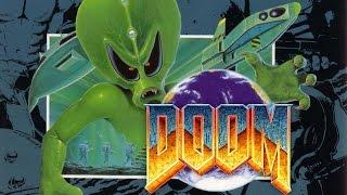 X-COM Terror From The Deep... in Doom!