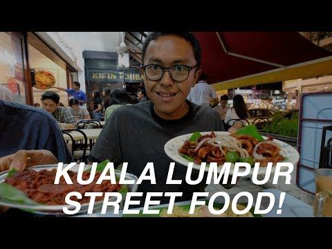 [4K] MAKAN APA DI KUALA LUMPUR? | KULINER MALAYSIA (PART 1)
