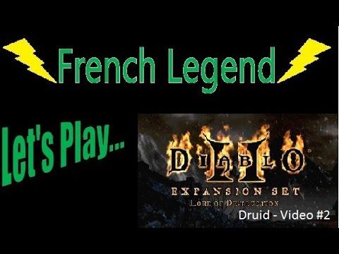 Let's Play: Diablo II - Lord of Destruction - Druid - #2