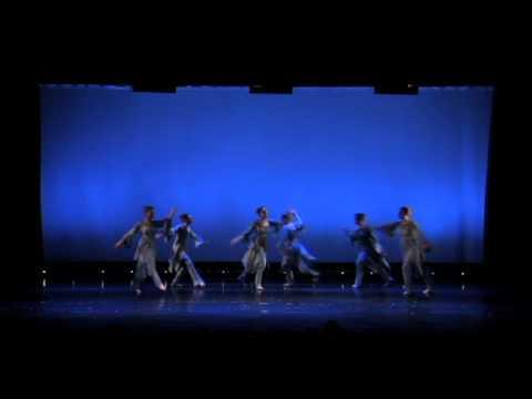 Nativity Ballet 2010 - I Wonder as I wander
