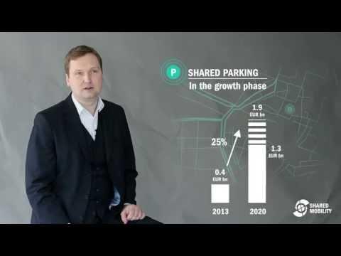 Shared Parking: Die Hälfte des Parkangebots in Westeuropa wird nicht optimal genutzt