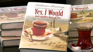 Yes I Would Love another Glass of Tea by Katharine Branning