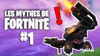 LA B.R.U.T.E EST-ELLE INVINCIBLE ? | Mythes de Fortnite - épisode 1 feat. Ionix