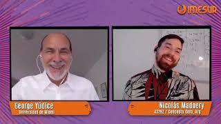 George Yúdice y 432 Hz / Concepto Cero | Entrevista IMESUR 2020