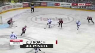 DEL Finale Spiel 4: DEG Metro Stars vs. Eisbären Berlin
