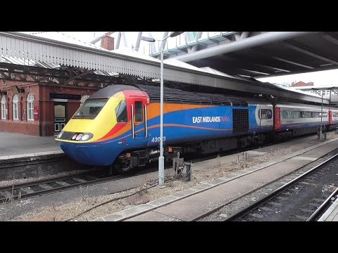 Nottingham Railway Station and Nottingham Express Transit (NET)