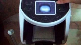 видео Купить детектор банкнот DORS 1010 (телевизионную лупу) в Спб